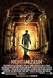 Night at the Museum (2006) Hindi Dubbed