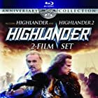 Sean Connery and Christopher Lambert in Highlander (1986)
