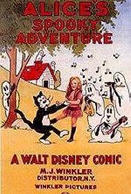 Alice's Spooky Adventure (1924)