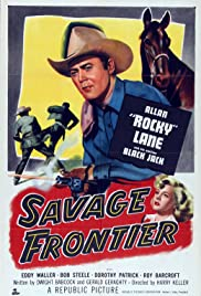 Savage Frontier Poster