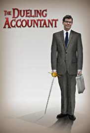 The Dueling Accountant Poster