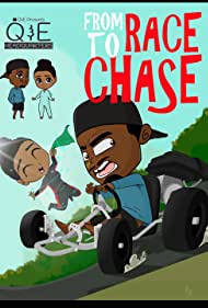 Quan Bad and Erika Yo in From Race to Chase (2019)