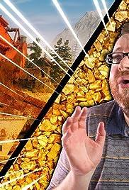 SIMON'S DREAM COME TRUE - Gold Rush Poster