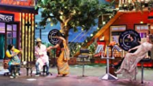 Shahid and Kangana in Kapil's Show