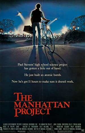 The Manhattan Project Poster Image