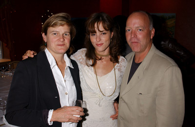 Parker Posey, Ellen Kuras, and Bingham Ray at an event for Personal Velocity: Three Portraits (2002)