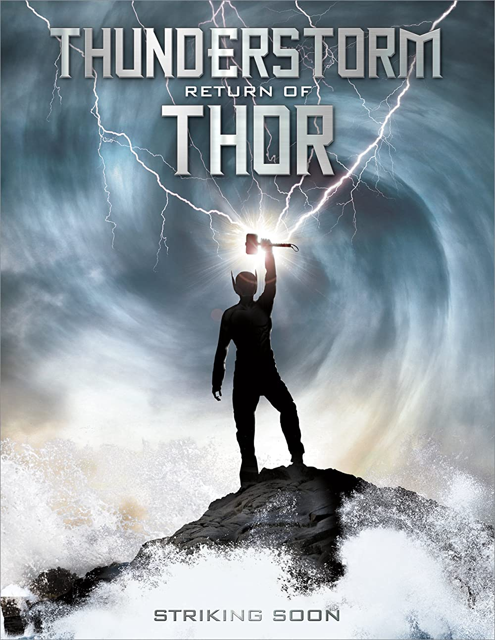 Thunderstorm The Return of Thor 2011 Dual Audio Hindi 310MB BluRay Download