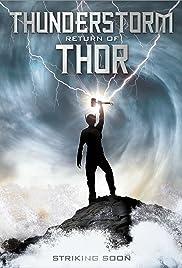 Thunderstorm: The Return of Thor Poster