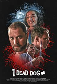 Mark Patton, Brian Sutherland, Meagan Karimi-Naser, and Daniel Timothy Treacy in 1 Dead Dog