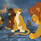 Matthew Broderick, Neve Campbell, Jennifer Lien, Jason Marsden, Liz Callaway, Cam Clarke, Gene Miller, and Suzanne Pleshette in The Lion King II: Simba's Pride (1998)