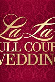 La La's Full Court Wedding Poster