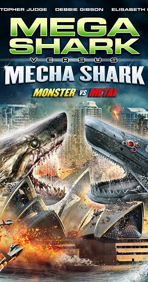 Subtitle of Mega Shark vs. Mecha Shark