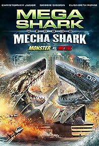 Primary photo for Mega Shark vs. Mecha Shark