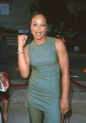 Laila Ali at an event for Big Momma's House (2000)