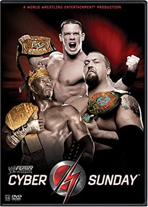 Kevin Dunn WWE Cyber Sunday Movie