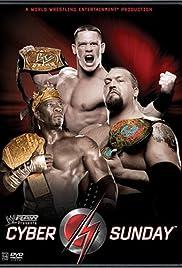 WWE Cyber Sunday Poster