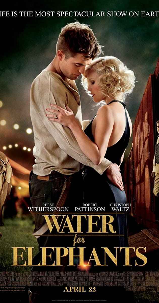 Water for elephants movie sex