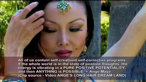 Ange Maya's Cosmic Oneness -  Featurette of Movie EMPRESS VAMPIRE