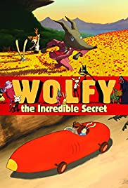 Wolfy the Incredible Secret Poster