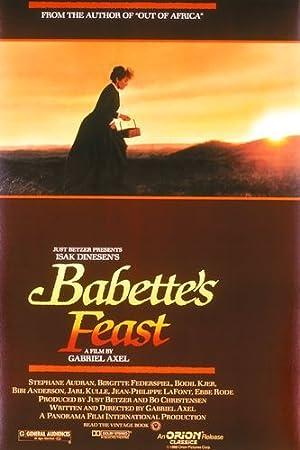 مشاهدة فيلم Babette's Feast 1987 مترجم أونلاين مترجم