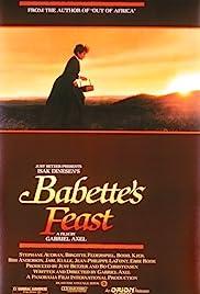 Babette's Feast(1987) Poster - Movie Forum, Cast, Reviews