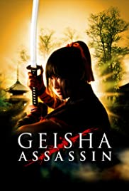 Geisha Assassin Poster