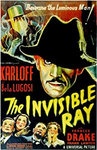 Good downloading sites for movies The Invisible Ray by Arthur Lubin [QHD]