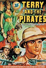 Terry and the Pirates Poster