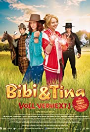 Bibi & Tina voll verhext! Poster