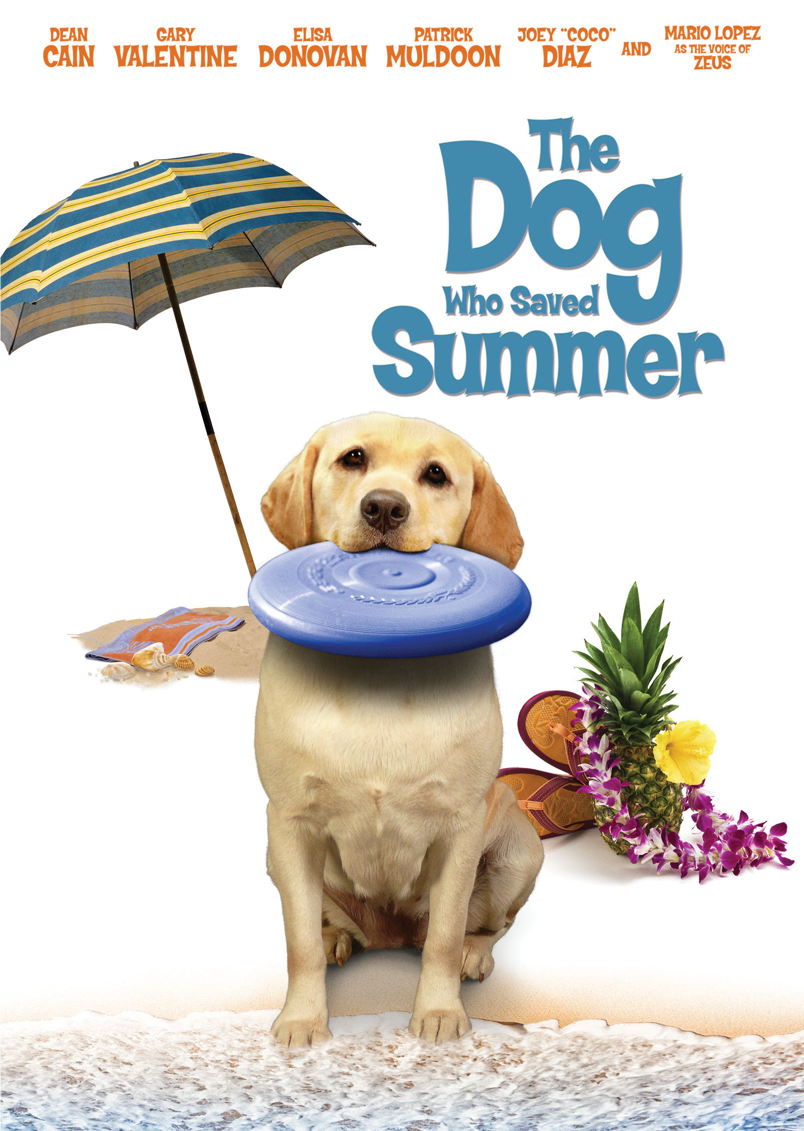The Dog Who Saved Summer 2015 Imdb