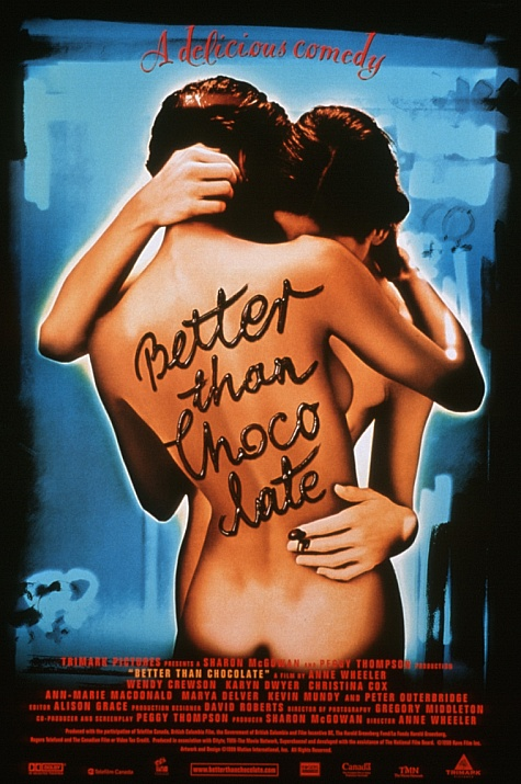 18+ Better Than Chocolate 1999 English 720p WEB-DL 900MB
