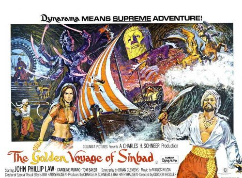 The Golden Voyage of Sinbad (1973) Online Subtitrat