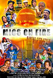 Mics on Fire Poster