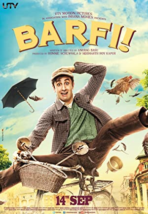 Where to stream Barfi!