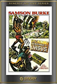 The Vengeance of Ursus Poster