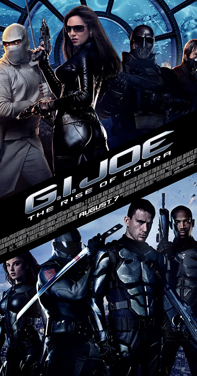 Subtitle of G.I. Joe: The Rise of Cobra