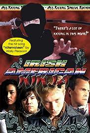 Irish American Ninja Poster