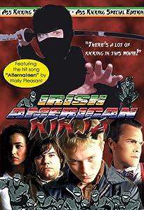 Irish American Ninja movie download in mp4
