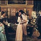 Fabrice Luchini, Laura Morante, and Fanny Valette in Molière (2007)