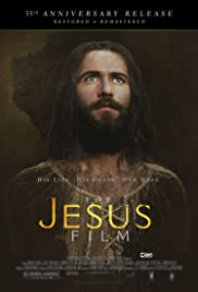 The Jesus Film Poster