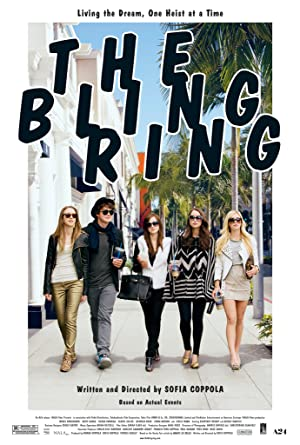 Movie The Bling Ring (2013)