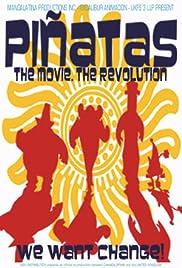 Piñatas: The Movie Poster