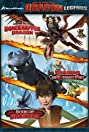 Dreamworks How to Train Your Dragon Legends (2010) Poster