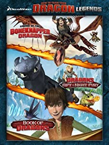 Watch adult movie Dreamworks How to Train Your Dragon Legends by John Puglisi [4K2160p]