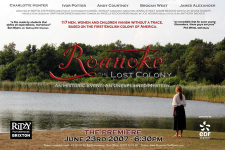Google play movie downloads Roanoke: The Lost Colony UK [720px]