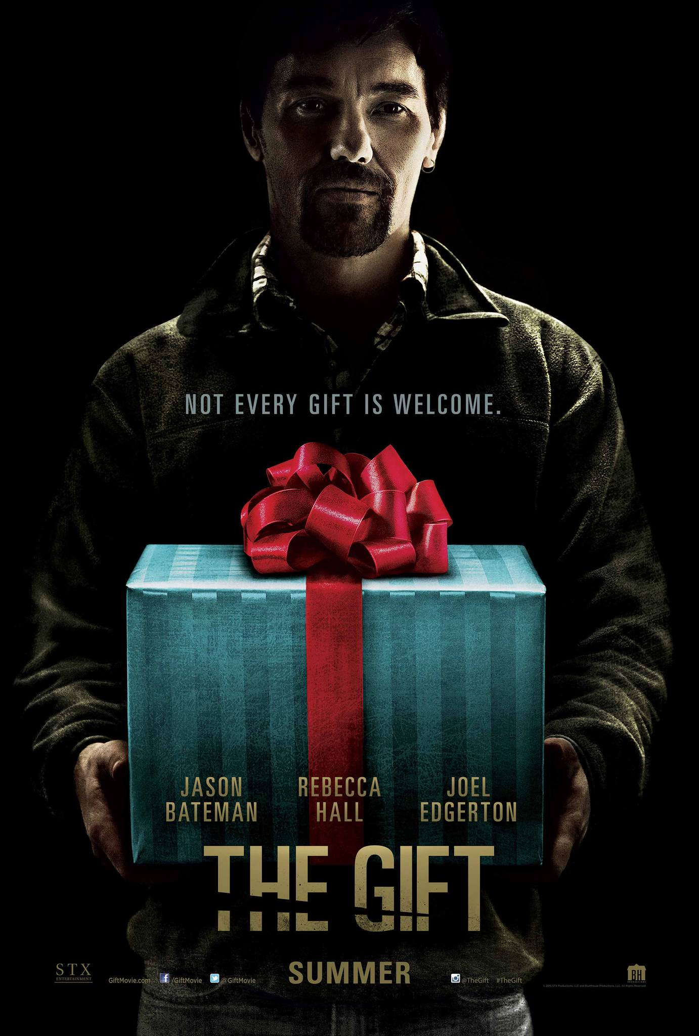 The Gift (2015) BluRay 480p, 720p & 1080p