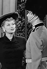 Lucille Ball in I Love Lucy (1951)