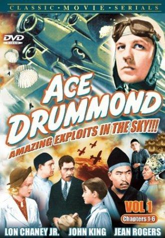 Lon Chaney Jr., John 'Dusty' King, James B. Leong, Jackie Morrow, Guy Bates Post, and Jean Rogers in Ace Drummond (1936)