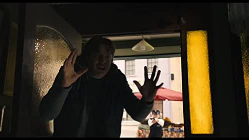 In a misguided attempt to protect his family and pay back mob debt, Jimbo robs a fish market, which is coincidentally owned by the same mobster. On the run, Jimbo is cornered in a local curio shop, where he takes hostage an assortment of colorful characters, including Maguire, who may be his illegitimate father. Surrounded by the Police, the SAS, and the Mobster's crew, the young man must find a way out of his precarious predicament with the help of his oddball captives.