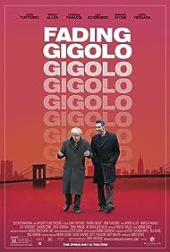 Woody Allen and John Turturro in Fading Gigolo (2013)